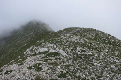Albania Kukes Gjallica peaks