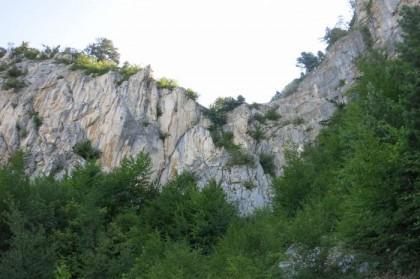 Albania Kukes Gjallica trail