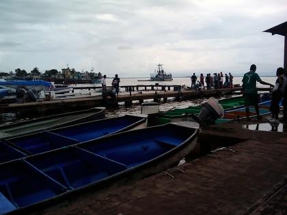 Bluefields Nicaragua, harbor