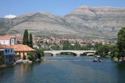 Bosnia & Herzegovina, Trebinje: bridge
