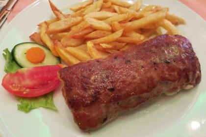 Bosnia & Herzegovina, Trebinje: food