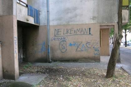 Bosnia & Herzegovina, Trebinje:  street art