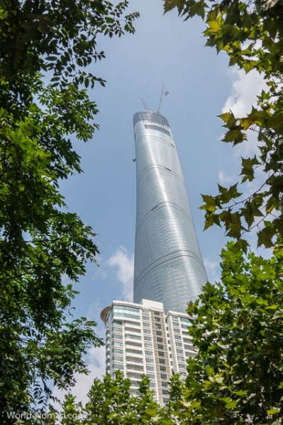 China-Shanghai-tall-building