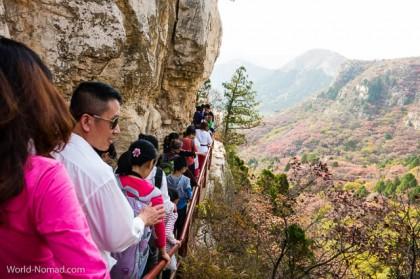 China-trekking