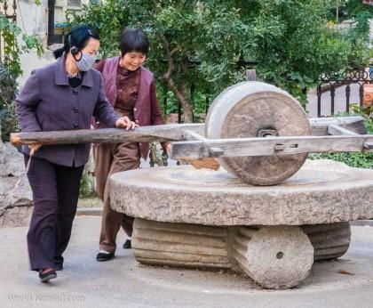China-wheel