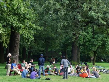 Hasenheide Park