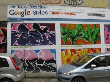 Graffiti - Istanbul, Turkey