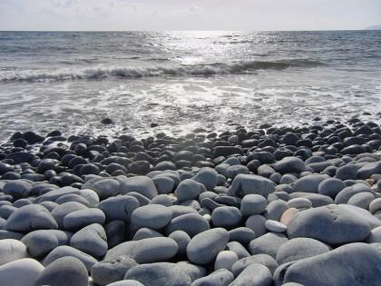 Kourion beach Cyprus