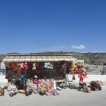 Kouris dam toys, alcohol and icecream