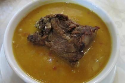 Kukes Albania food