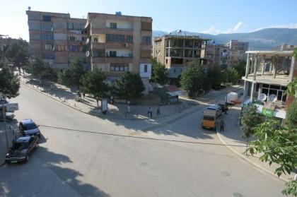 Kukes Albania hotel view