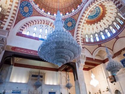 Lebanon Beirut mosque