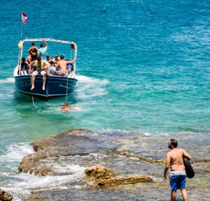 Lebanon Tripoli beach