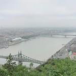 Liberty Bridge and Petofi Bridge