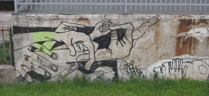 Graffiti - Milano, Italy