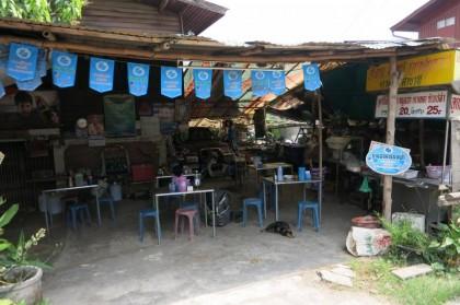 Nan Thailand home restaurant