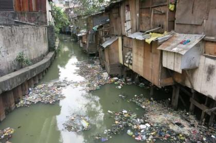 Philippines, Manila - barrio