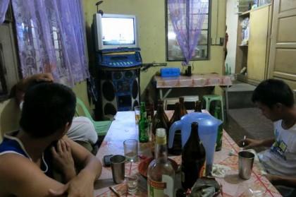 Philippines, Manila - karaoke