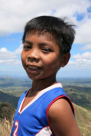 Philippines, Manila - mountain guide