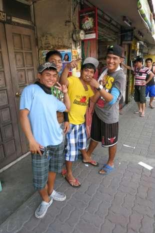 Philippines, Manila - people