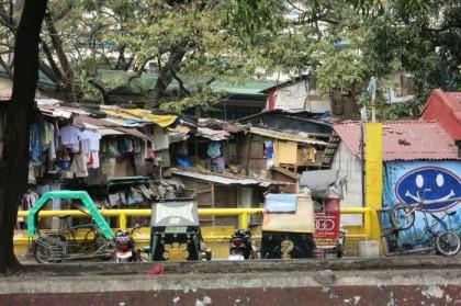 Philippines, Manila - smiley