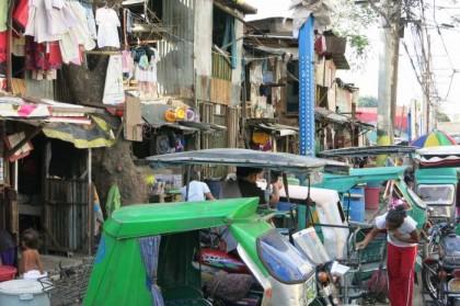 Philippines, Manila - street