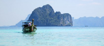 Popular islands in Thailand