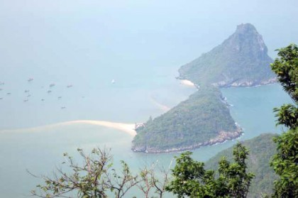 Prachuap Khiri Khan islands