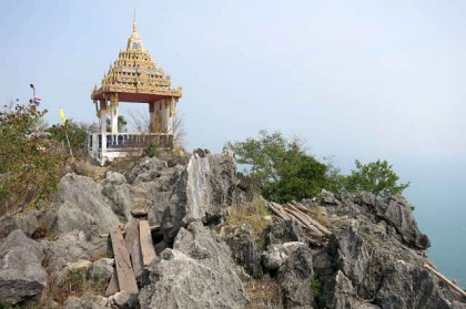 Prachuap Khiri Khan mountain temple