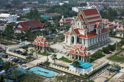 Prachuap Khiri Khan temple