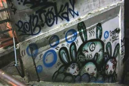 Ratchaburi street art