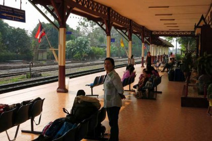 Ratchaburi train station