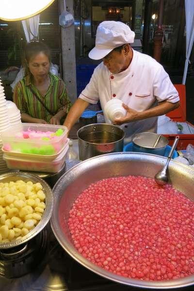 Thai food: street food