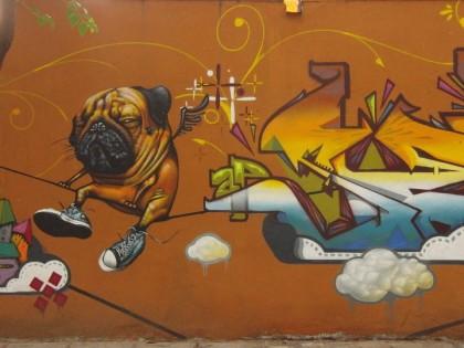 Graffiti - Thessaloniki, Greece