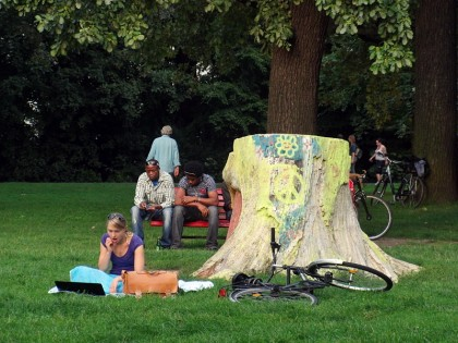 Volkspark Hasenheide Berlin