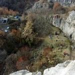Alpine Meadow - cavers training