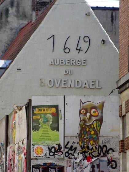 Auberge - Brussels