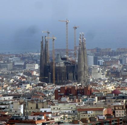 Barcelona Sagrada Família (church)