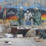 Bethlehem graffiti