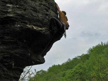 Brjanovshtitza climber
