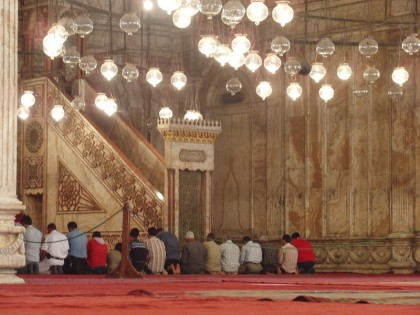 Cairo prayers