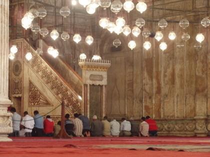 Cairo prayers