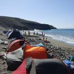 Camping en Gran Canaria