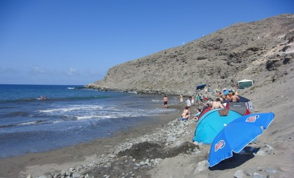 Camping on Gran Canaria
