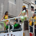 Carnaval sexy dancers