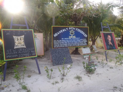 Caye Caulker Rastafari movement