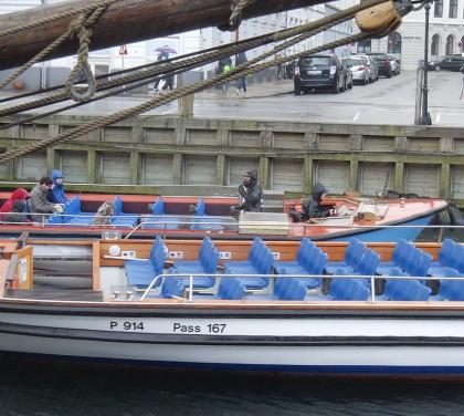 Copenhagen pictures: boat tour