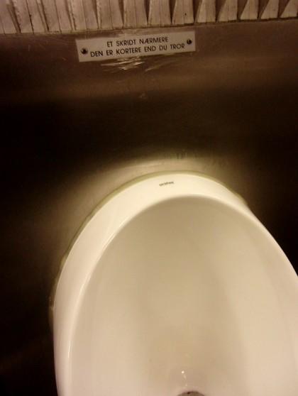 Copenhagen pictures: toilet