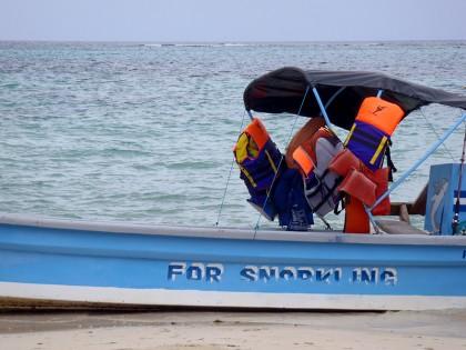 Corn Island, snorkeling