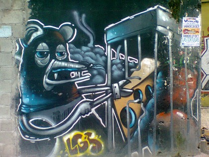 Costa Rica street art (4)
